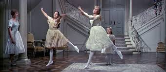 Singing Good Night in the Sound of Music