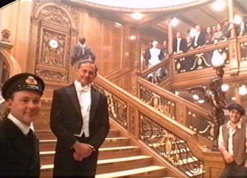 The Meeting Place aboard the Titanic