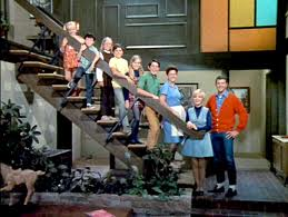 The shenanigans in The Brady Bunch