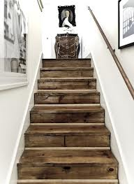 The natural Tread, here in a Re-Claimed state of design = stunning!