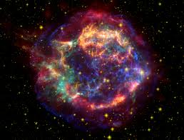 Super Nova, from the libraries of NASA