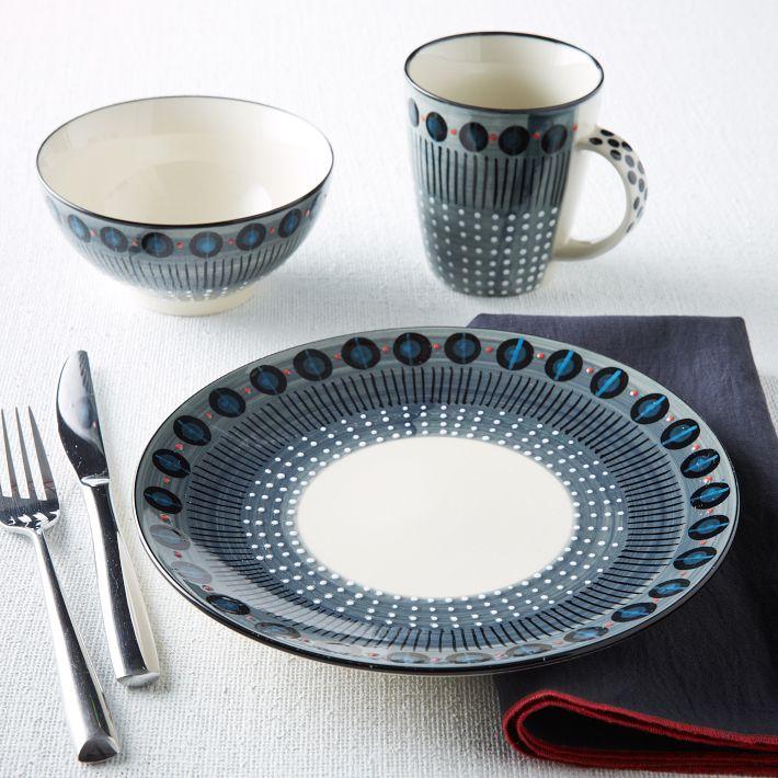 Potters plates - west elm