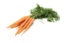 carrots......