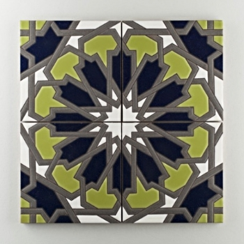 Persian Star by Fireclay Tile