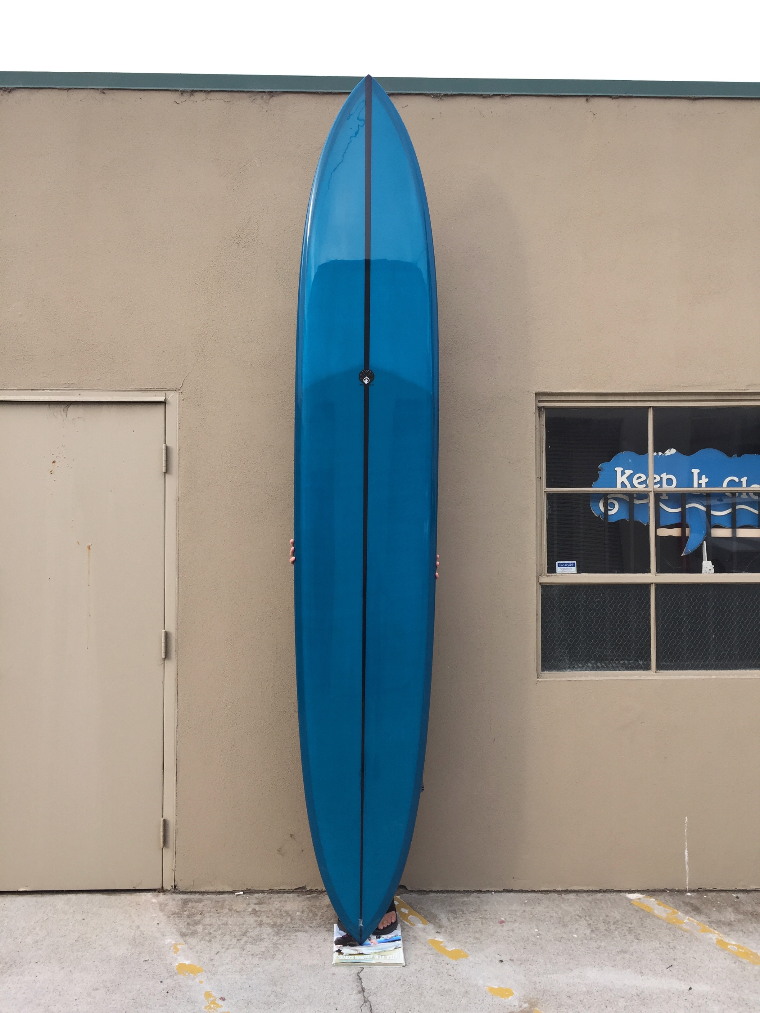 - This is similar to the Eagle with a more pulled in nose and tail for steeper faster waves.