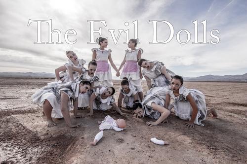"""The Evil Dolls"" - A New Dance Album"
