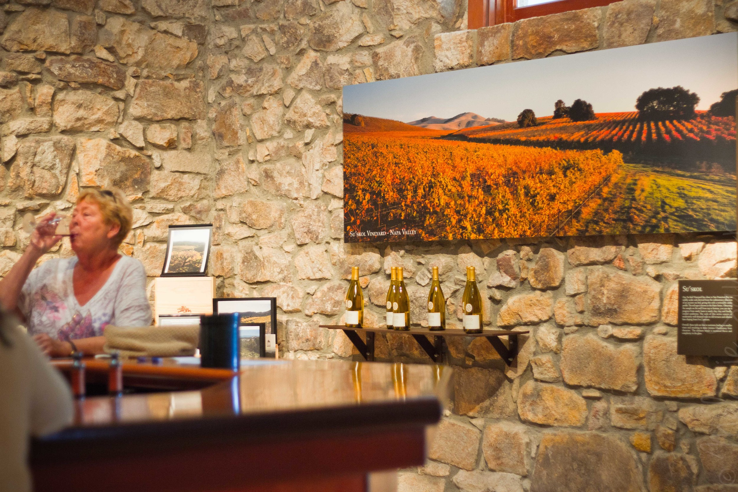 Hess Collection Winery Napa Valley California