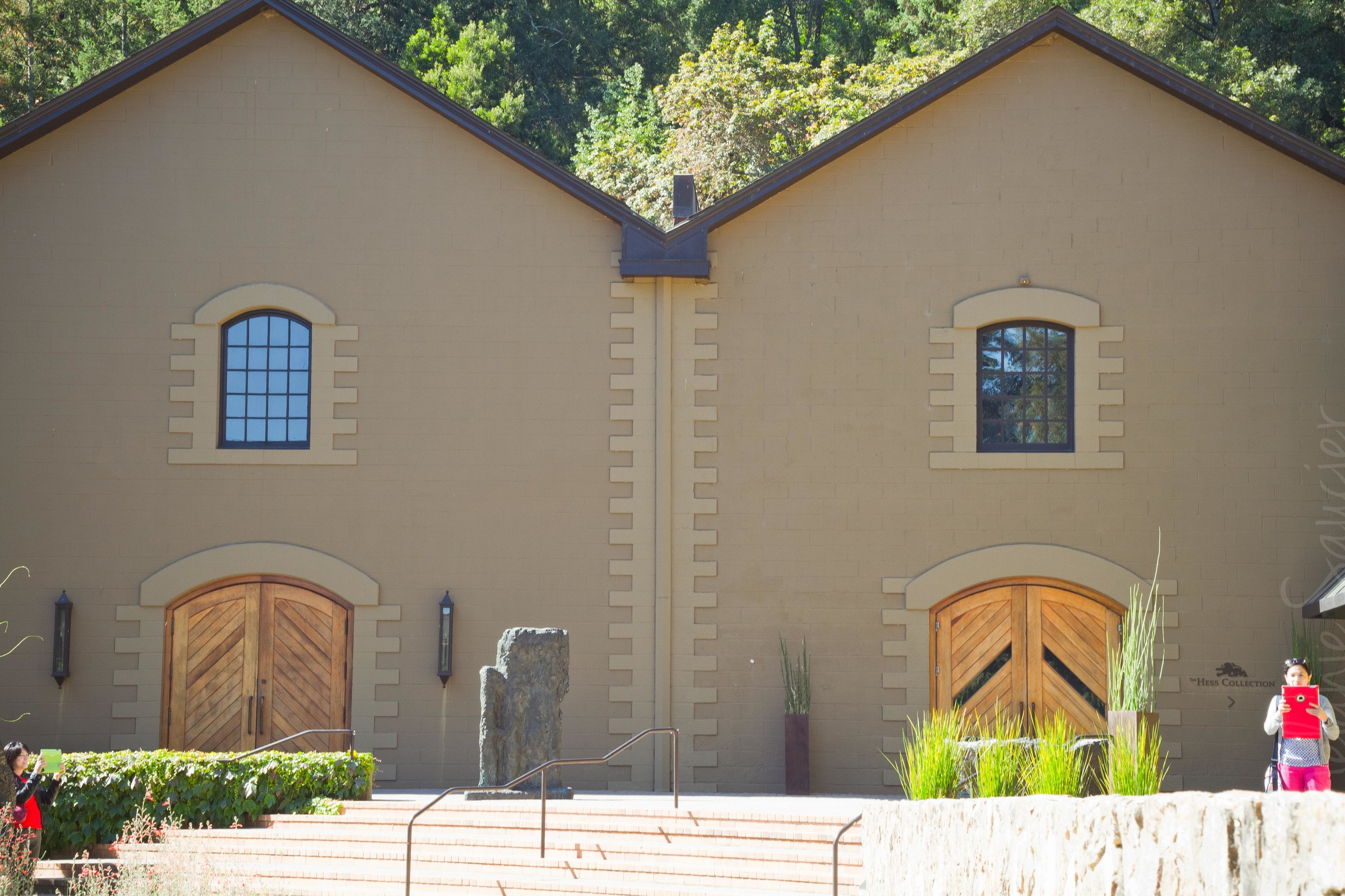 Hess Collection Winery Napa Valley California (4)