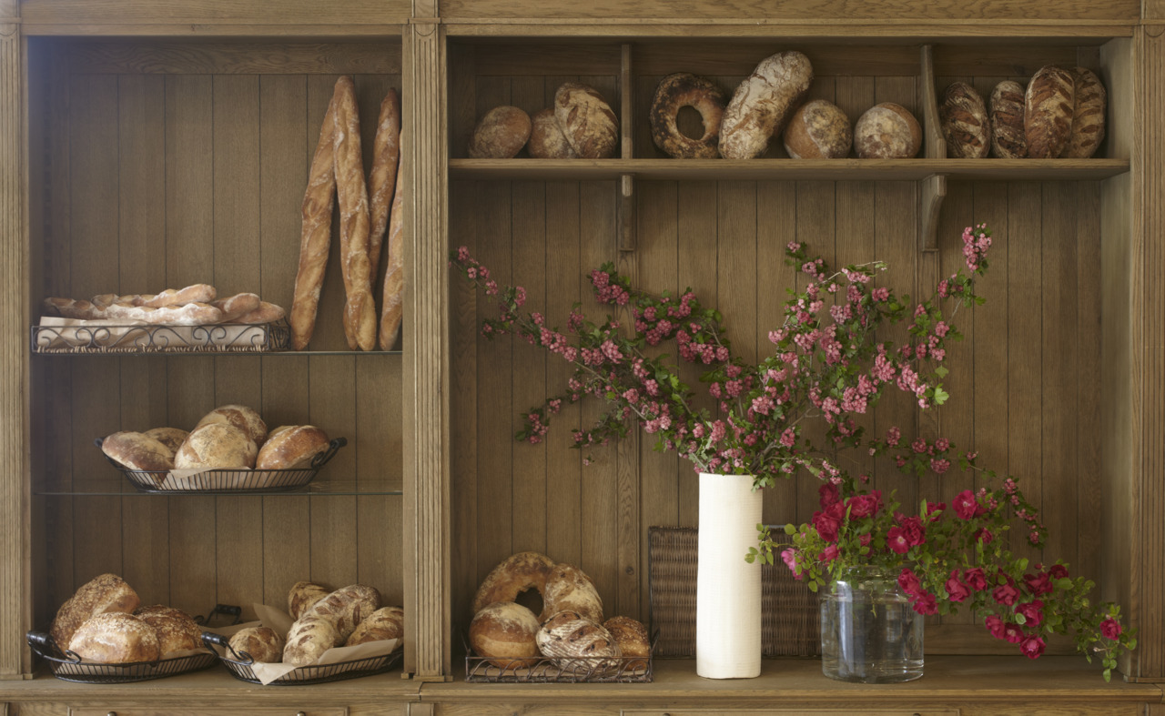 Photo from Les Baux Bakery website