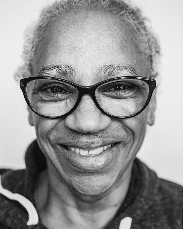 """Just like any other group - your history is just that - your story. It's every day of your life. It defines who you are and where you are going."" ~ 24/Susan  #blackhistorymonth #potd #portrait #bhm"