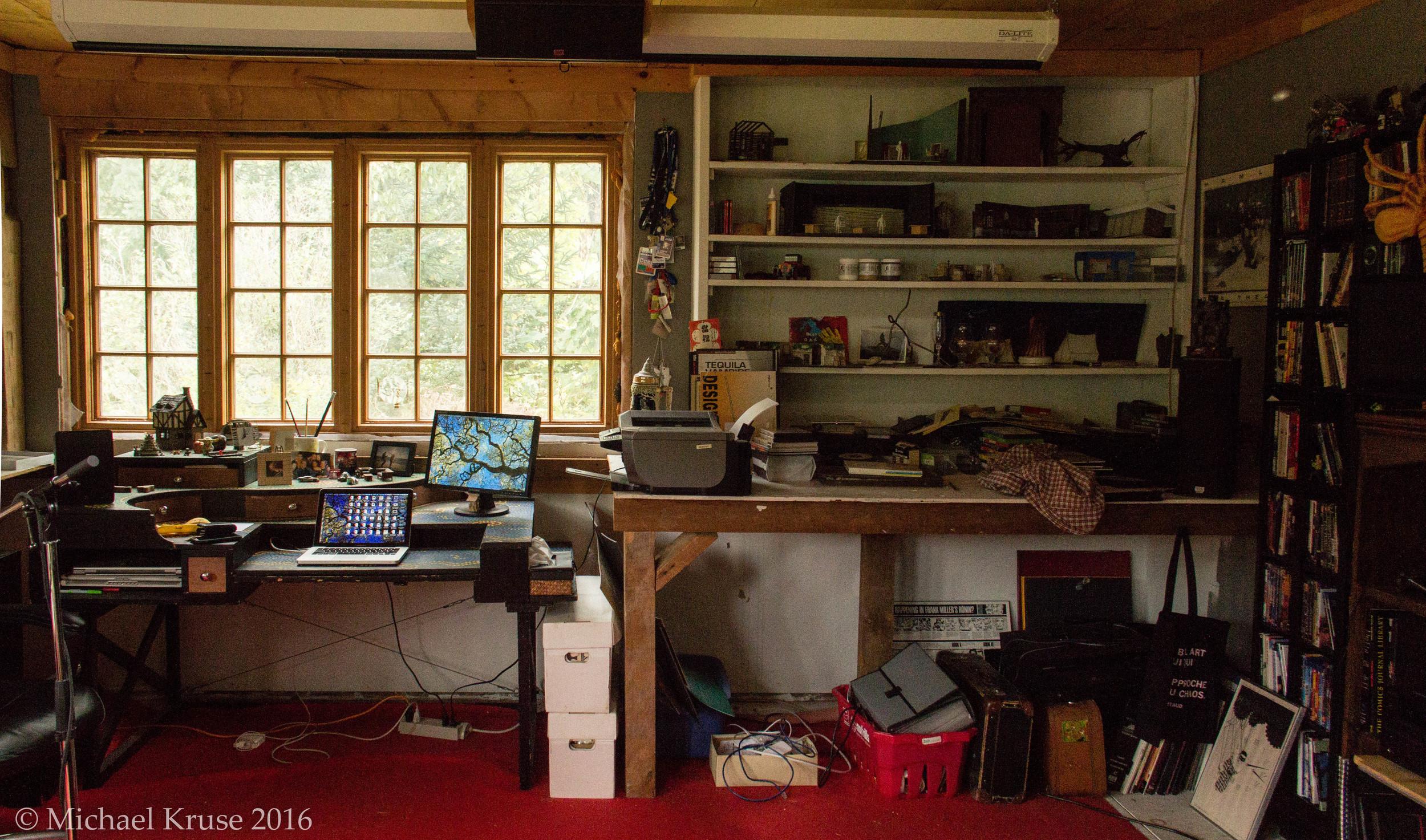 Steve's Studio