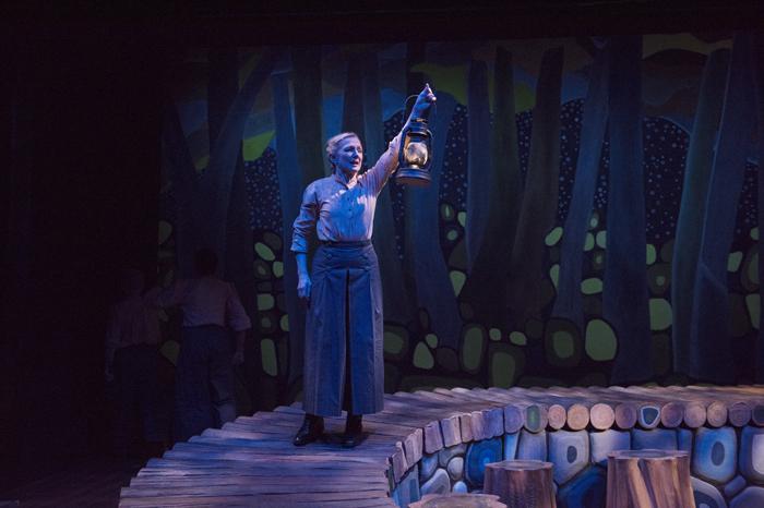 1837: The Farmers Revolt, Shaw Festival. LD: Steve Lucas, Director: Philip Akin, Actor: Sharry Flett