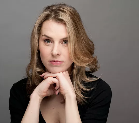 Designer Dana Osborne, photo by David Cooper