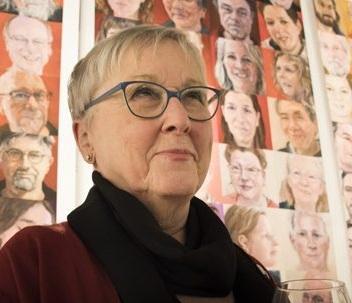 Designer Susan Benson