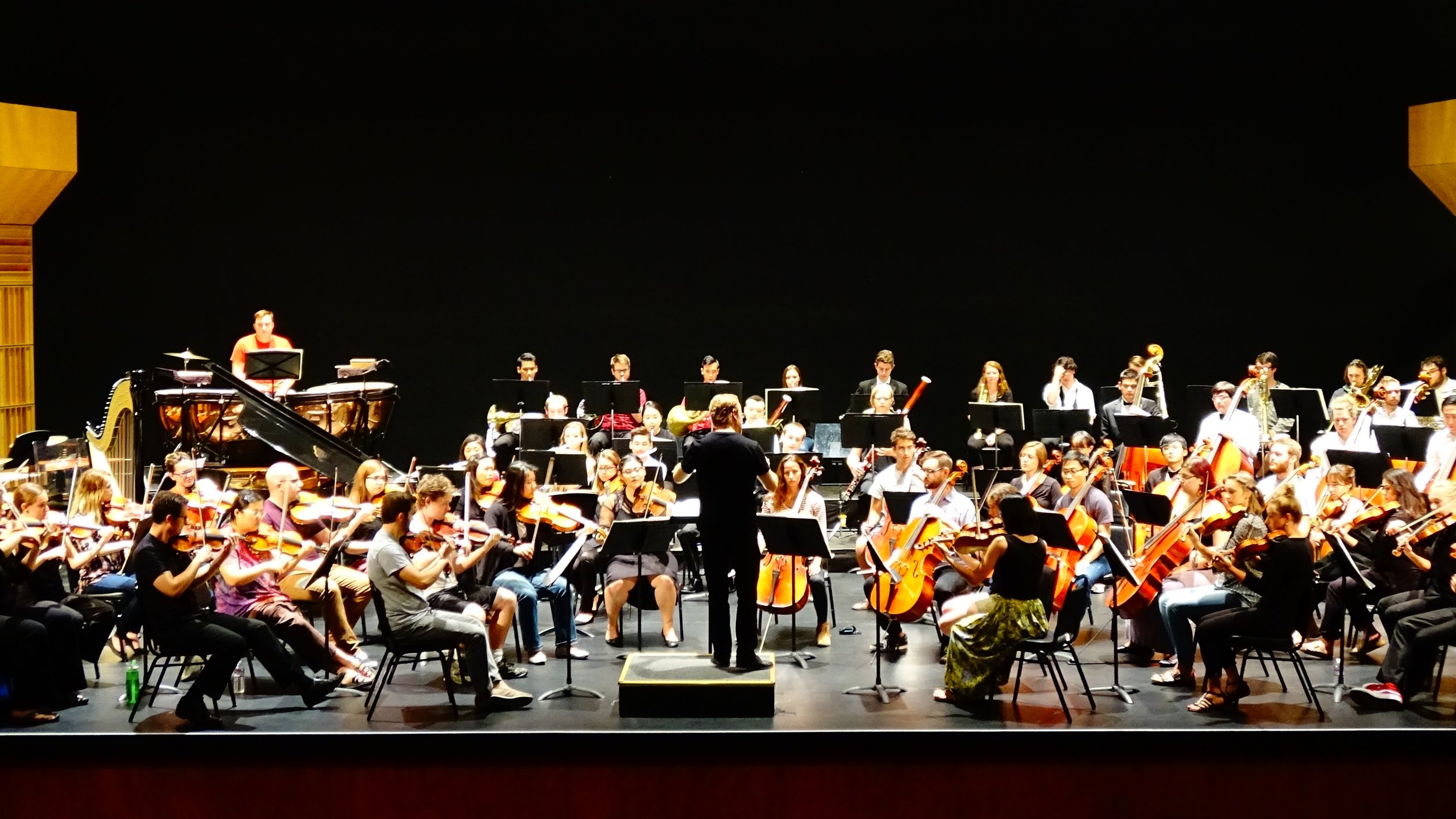- One of the nation's top performance settings for early professional and pre-professional musicians