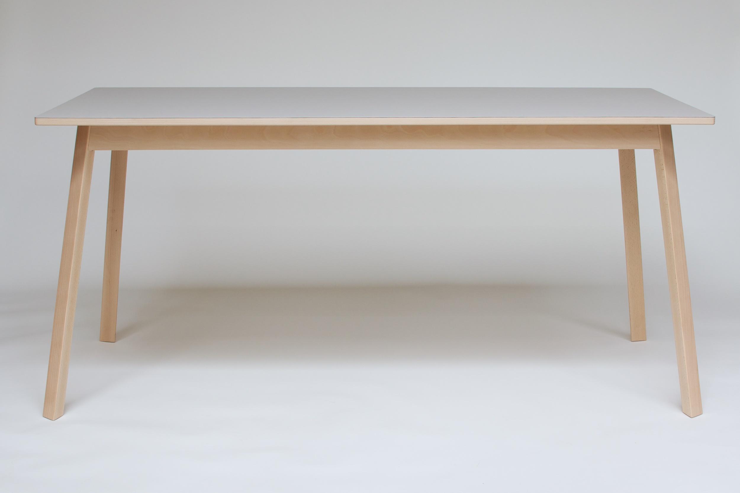 Triangle Leg Table 1