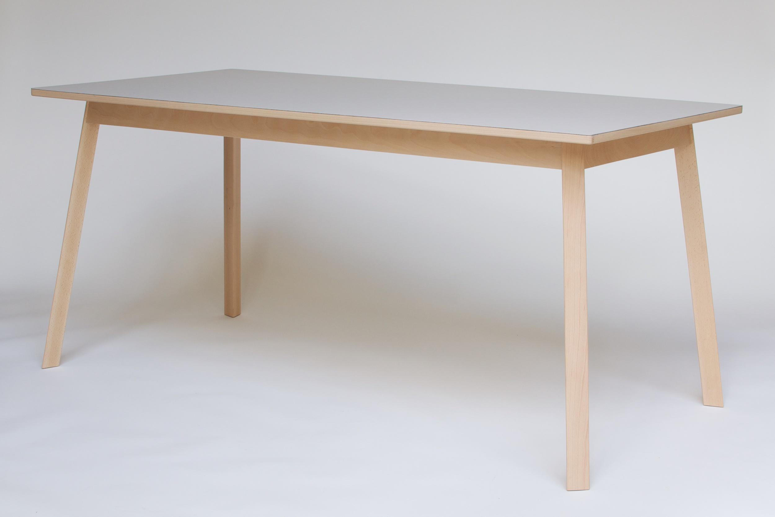 Triangle Leg Table 2