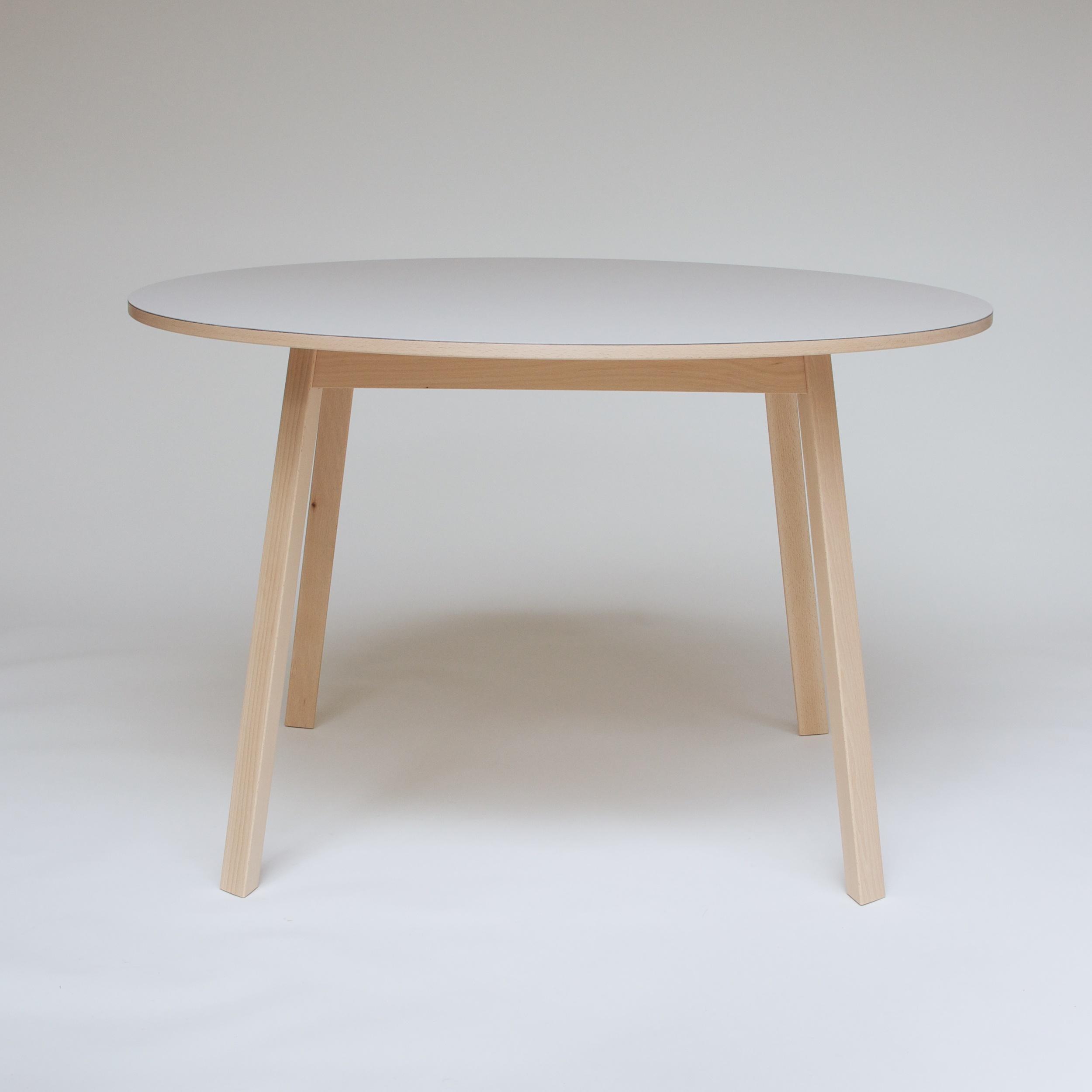 Triangle Leg Table 5