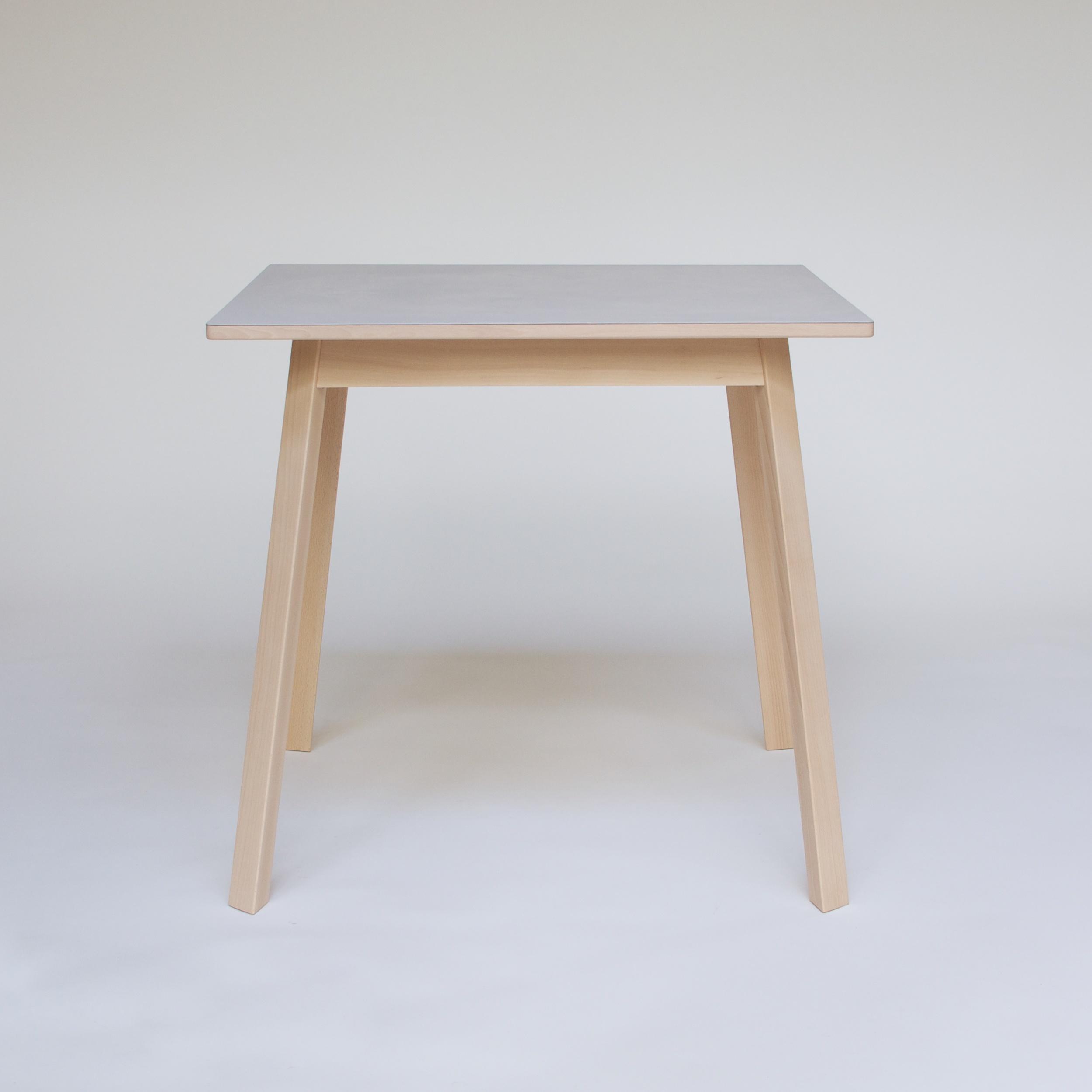Triangle Leg Table 7