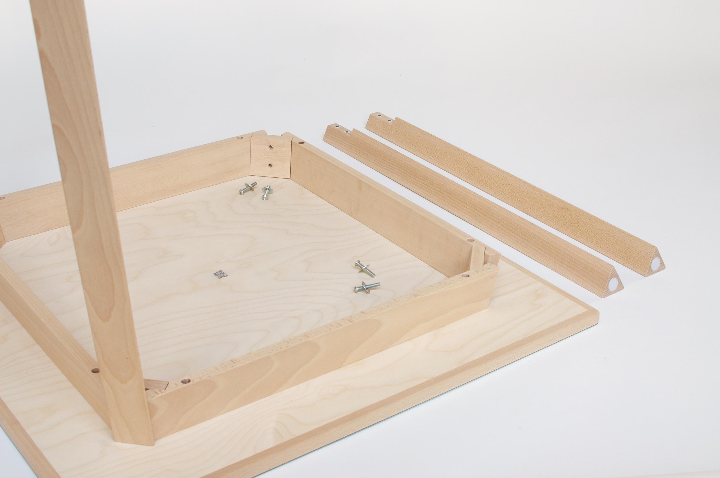 Triangle Leg Table 11