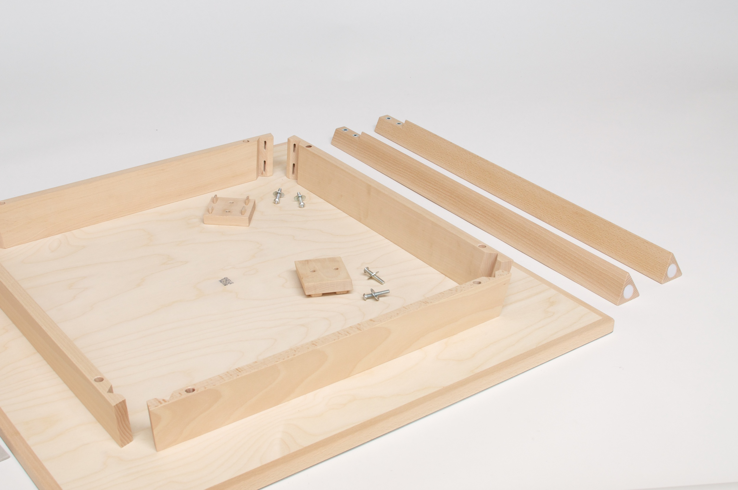 Triangle Leg Table 12