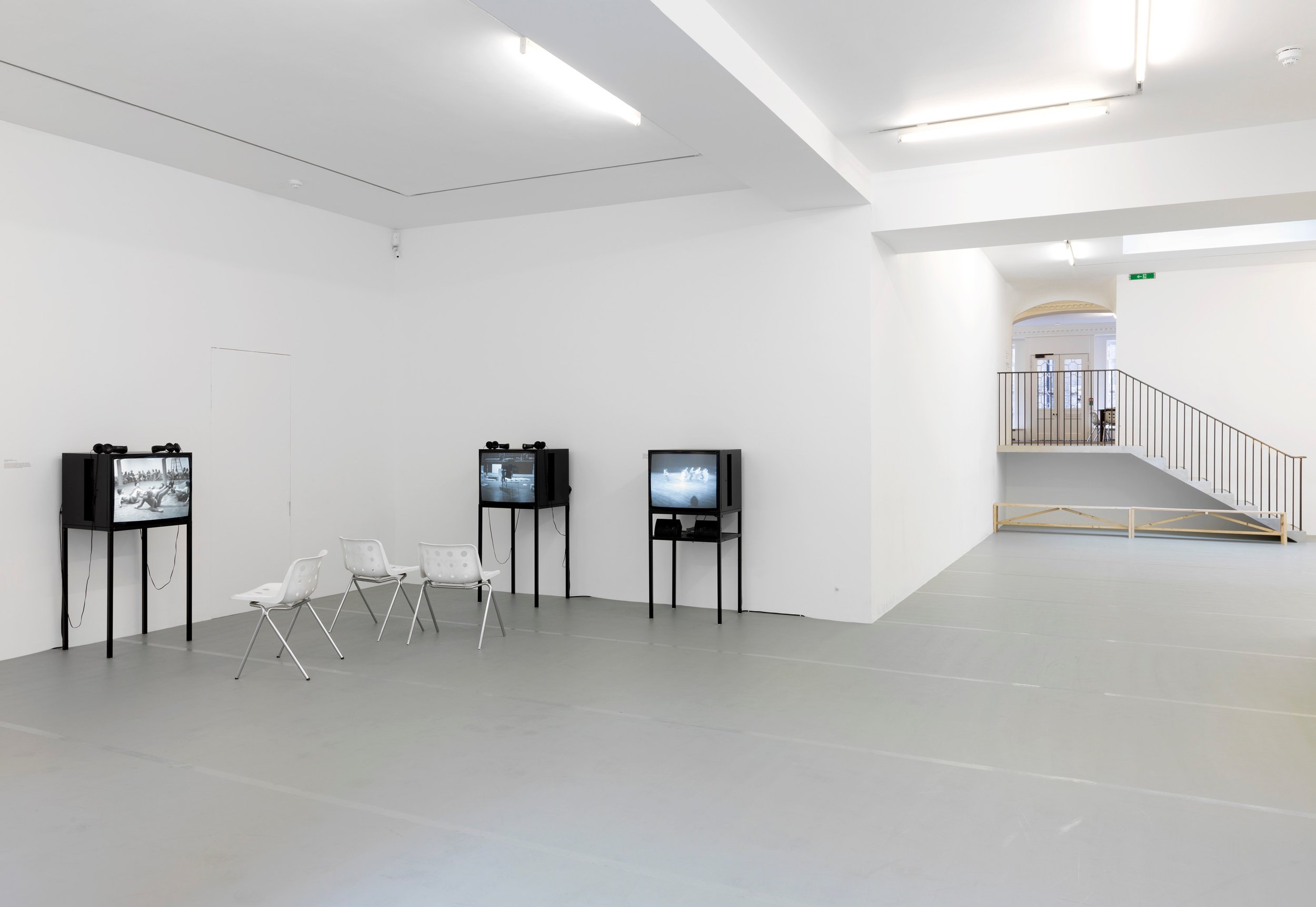 Yvonne Rainer: Dance Works, Raven Row