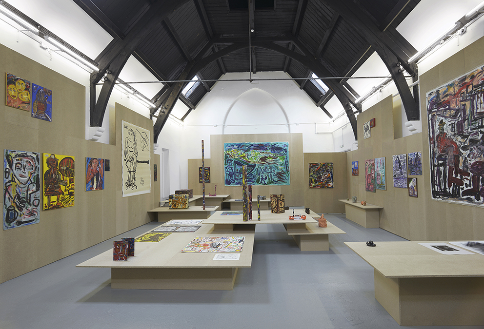 John Sheehy Installation view Studio Voltaire London 2017, Courtesy of the artist and Studio Voltaire, Credit Andy Keate_01_lr.jpg
