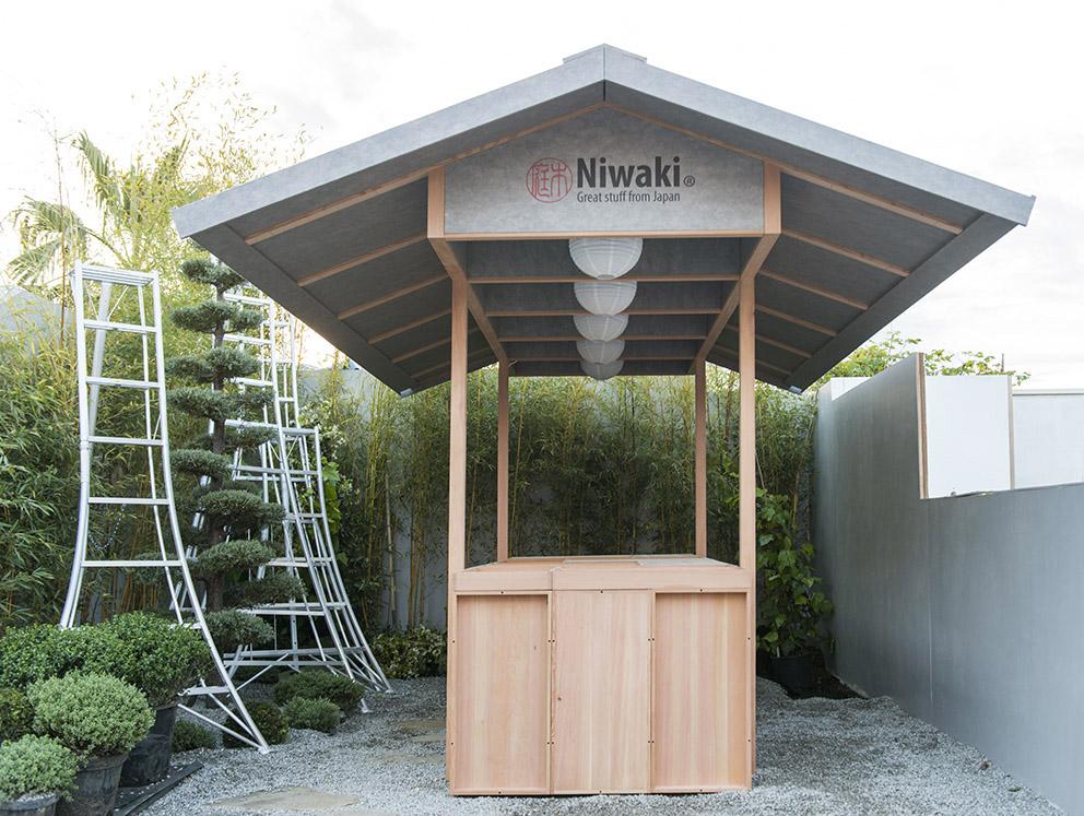 RHS Chelsea Flower Show Niwaki