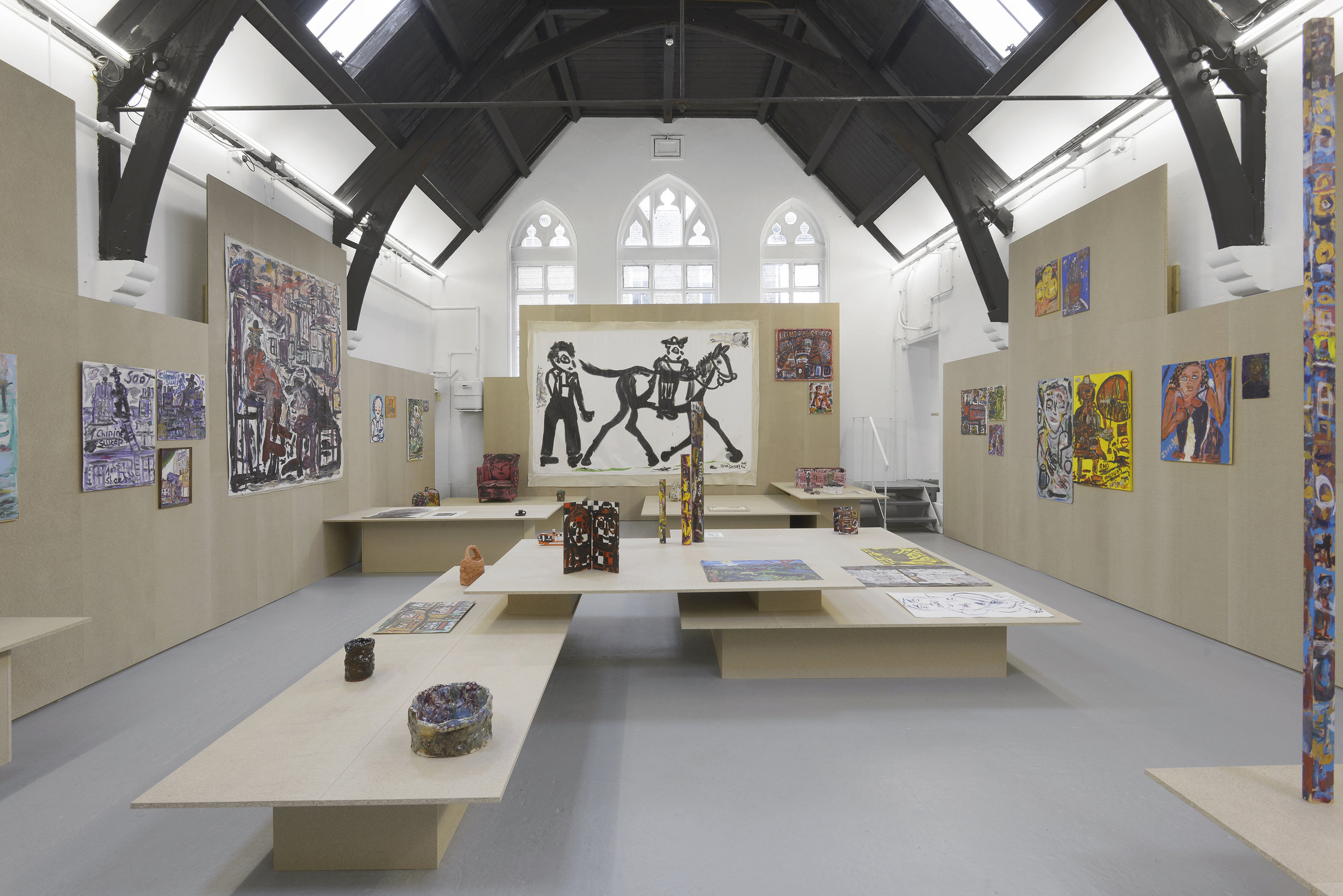 John Sheehy Installation view Studio Voltaire London 2017, Courtesy of the artist and Studio Voltaire, Credit Andy Keate_32 copy.jpg