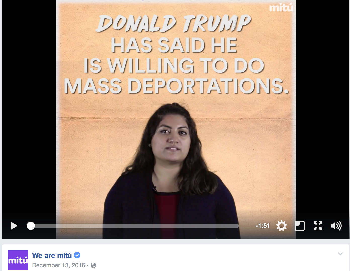DACA Rights for We Are MITU