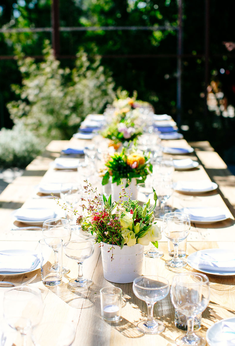 Brandon & Lily's Wedding, catering by Hungry Bear Catering Co., photography by Jennifer Emerling
