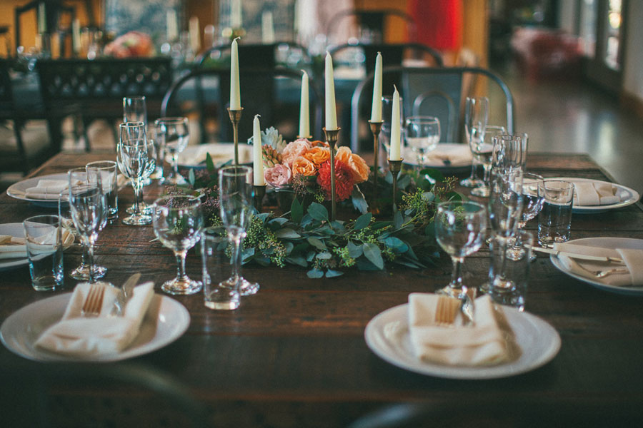 Kyle & Kelly's Wedding, catering by Hungry Bear Catering Co., photography by Kappen Photography