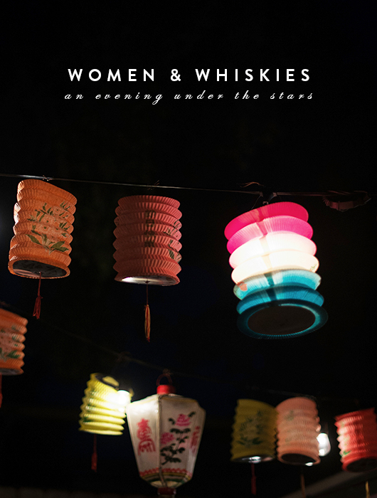 Women & Whiskeys, catering by Hungry Bear Catering Co.