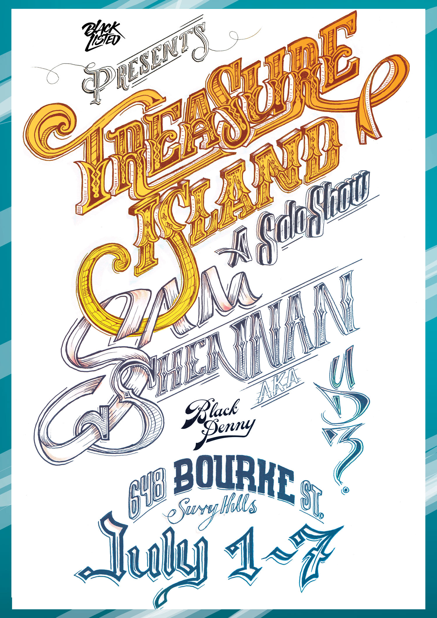 poster-ud3-sam-shennan-lettering-typography-hand-drawn-drawing-type-designer-artist-sydney-exhibition