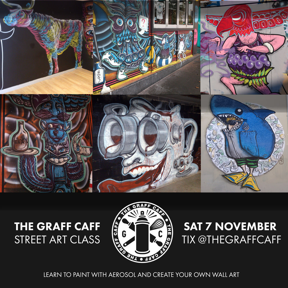 GRAFF-CAFF-STREET-ART-LESSON-samshennan-streetart-poster-graffiti-class-sydney-inner-west-spray-paint-teaching-work-shop