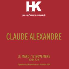 Exhibition organisation and opening on Avenue Matignon, Paris 8ème, Social Media management.