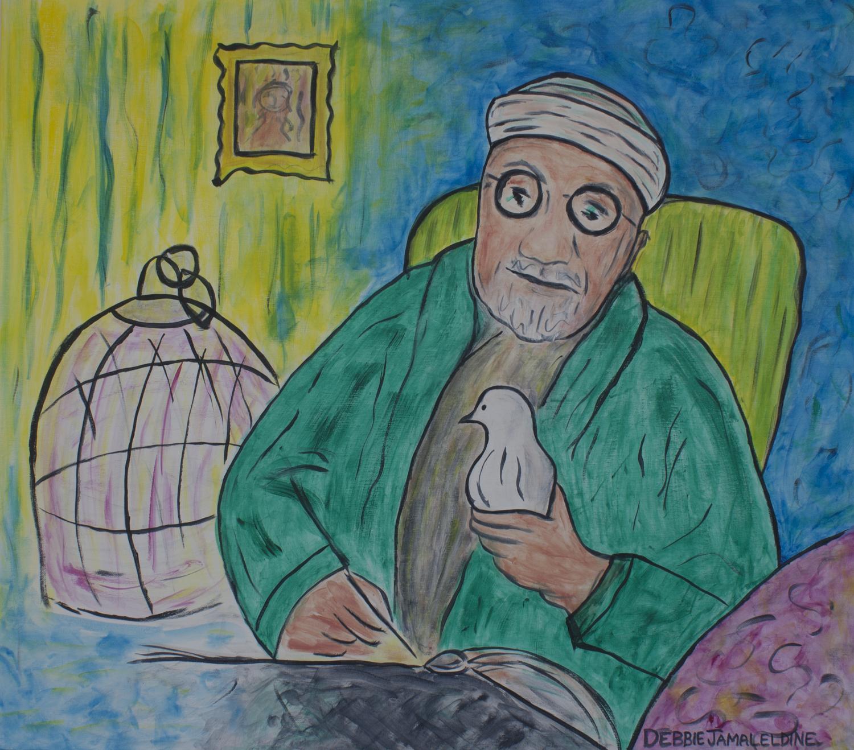 Sketching Matisse