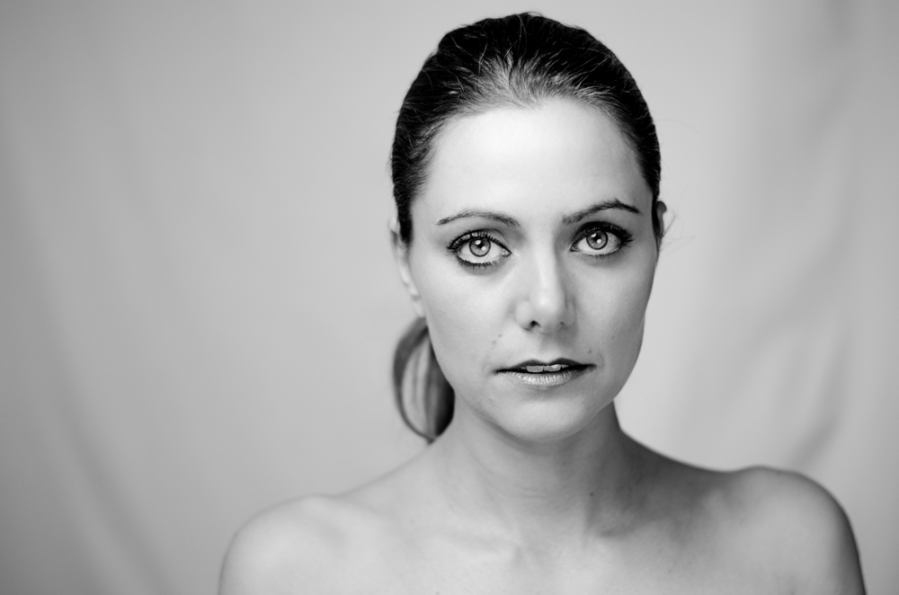 Maria Karpathaki Skådespelare Porträtt