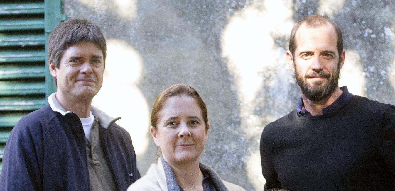 ROBERTO, VALENTINA, PIETRO: OWNERS OF CAMPORSEVOLI