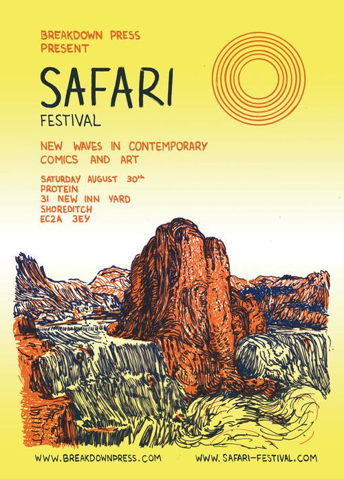 Safari Festival 2014