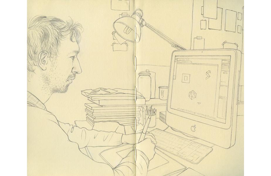 Sketchbook Snippets_Gareth At Desk_2.jpg