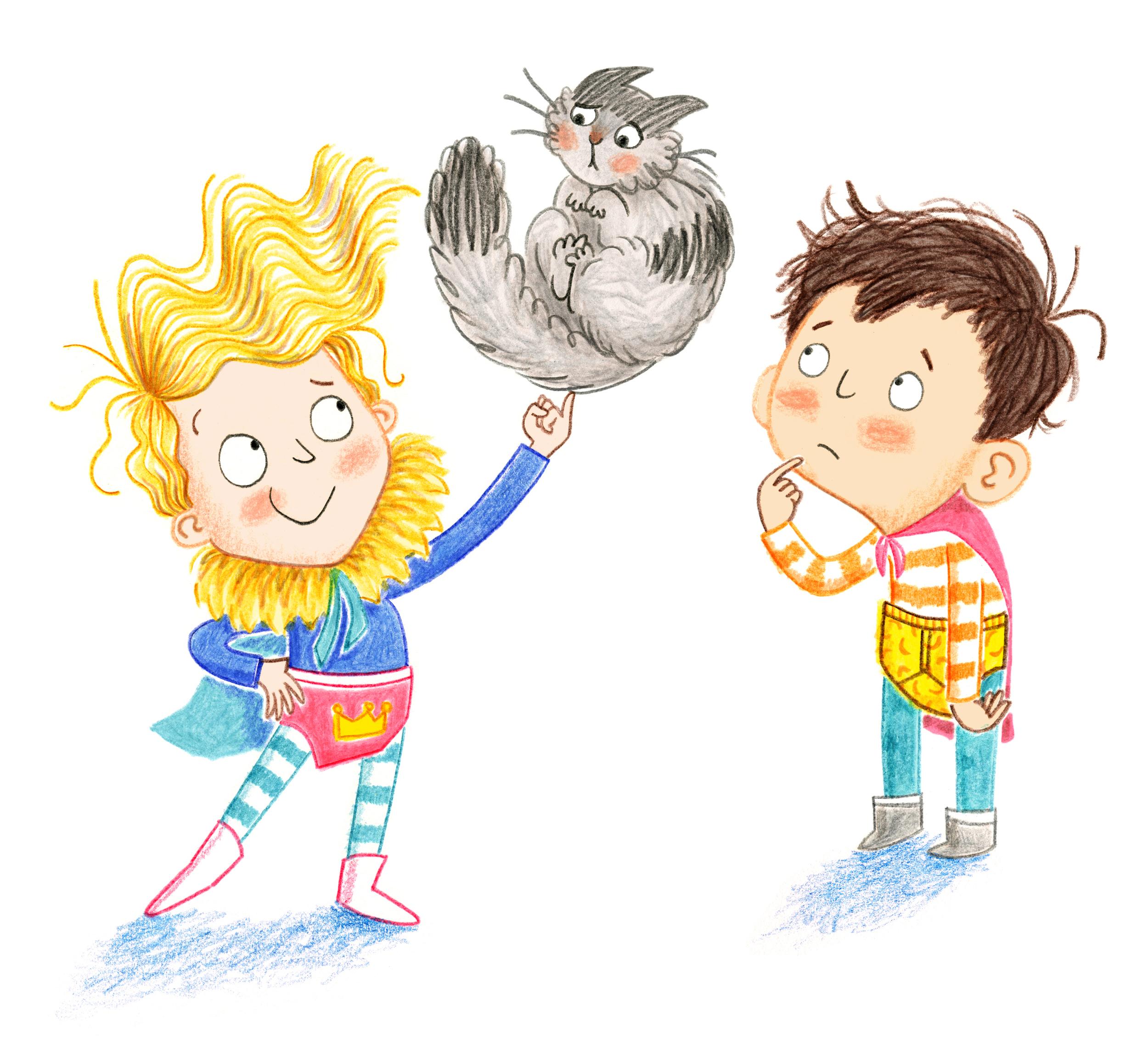 Ailsa Burrows Childrens Book Illustration_Milo Monkeypants 01.jpg