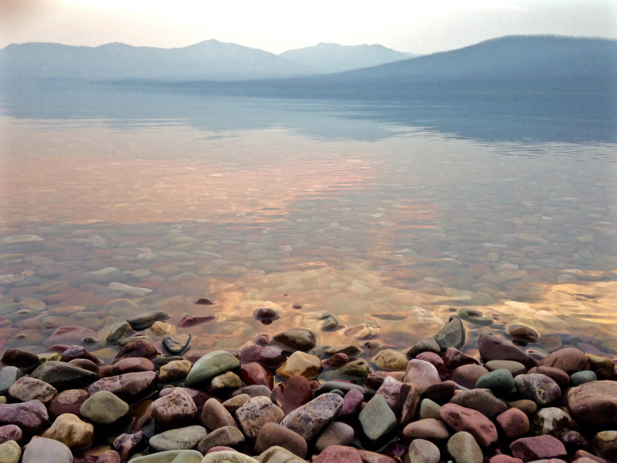 Lake McDonald -Glacier National Park, MT