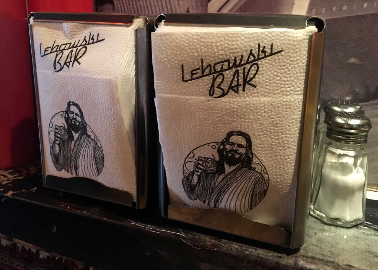 Did you know there was a Lebowski Bar in downtown Reykjavik?? This is our concern dude...
