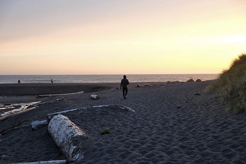 Sunset at Humbug Beach