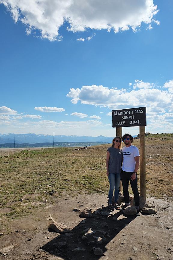 Beartooth Pass Summit, 10,947ft