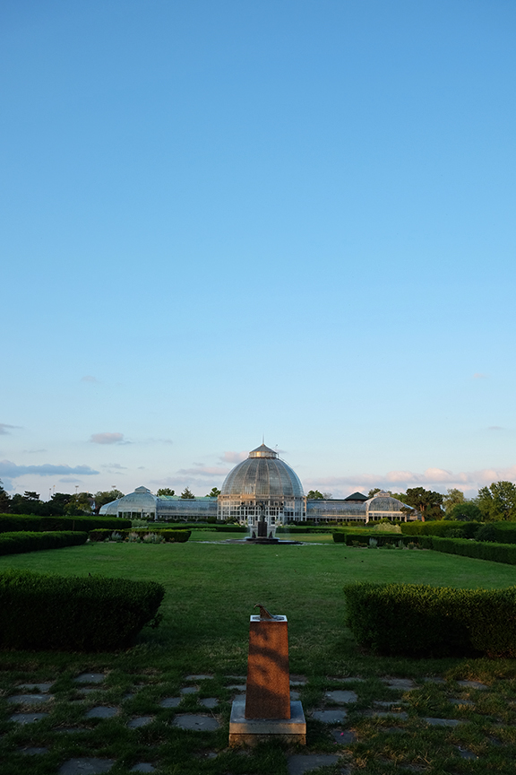 Bell Isle Conservatory
