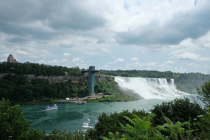 Niagara Falls!