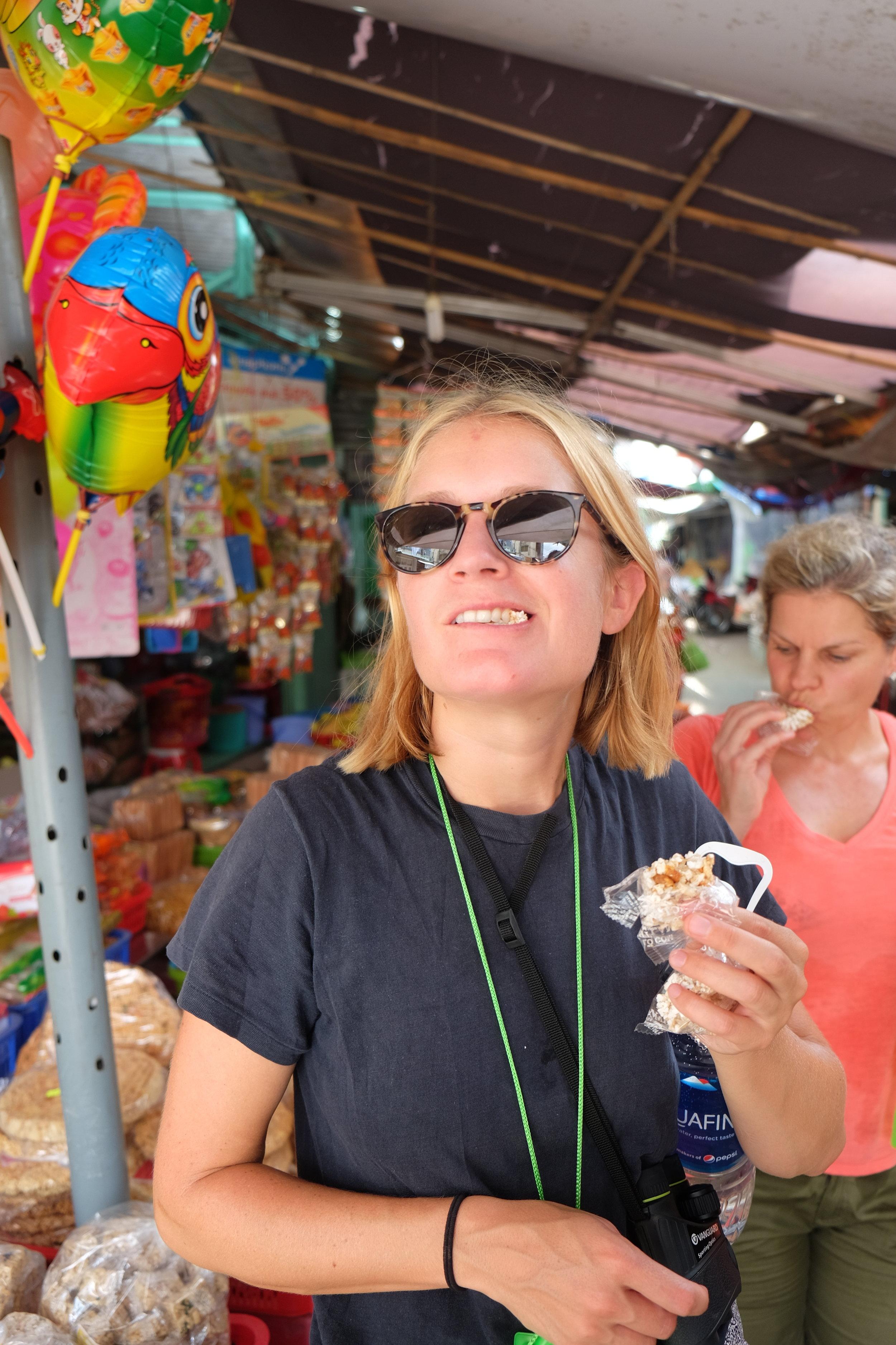 the Mekong Delta Market