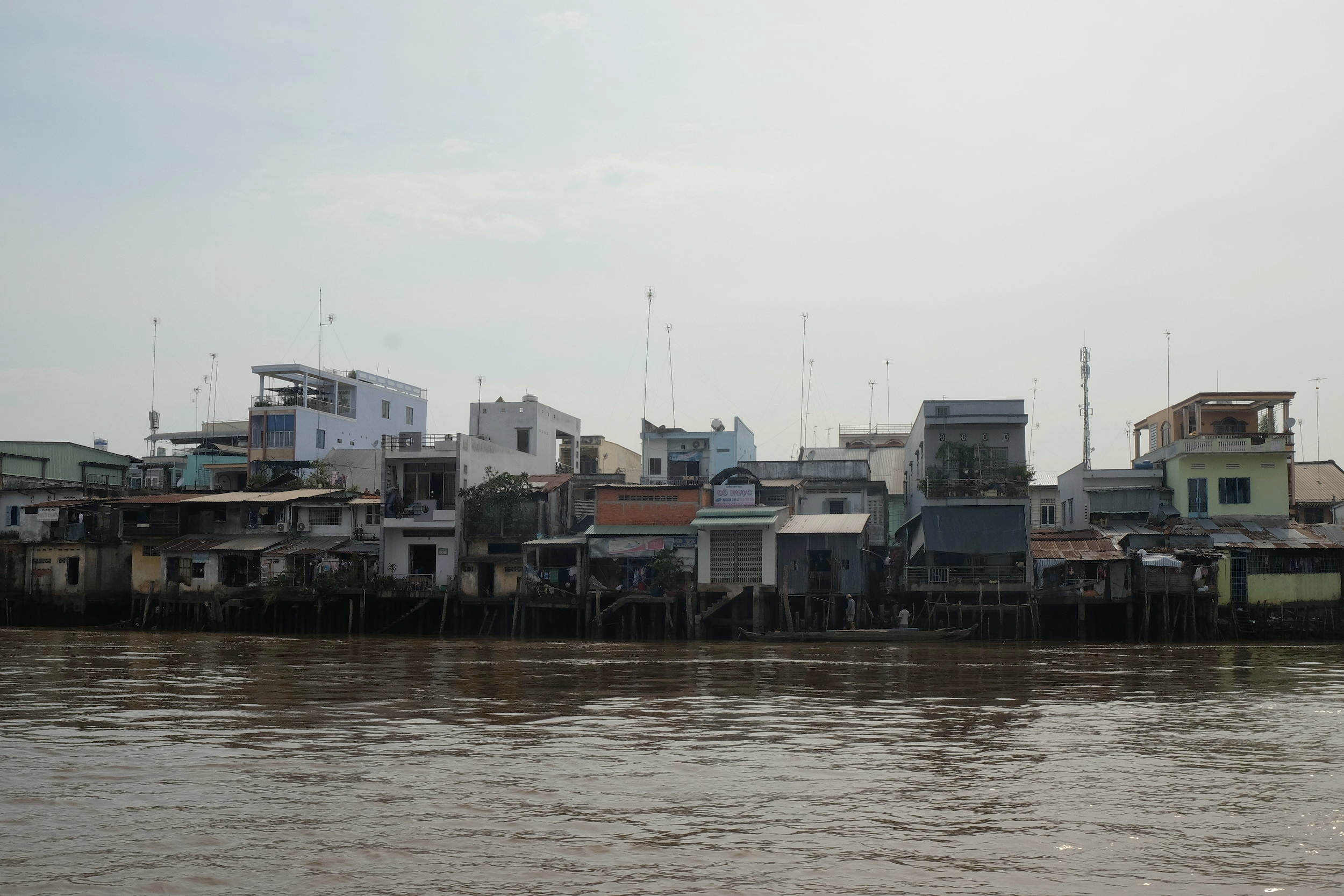 Along the Mekong River
